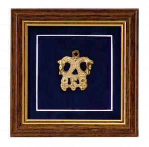 Панно со знаком зодиака Кони