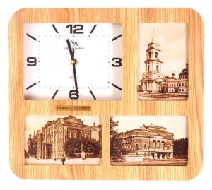 Часы настенные «Пермь начало XX века»