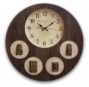 Часы-фоторамка «Пермский звериный стиль»