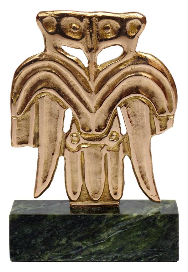Статуэтка пермского зодиака Филин