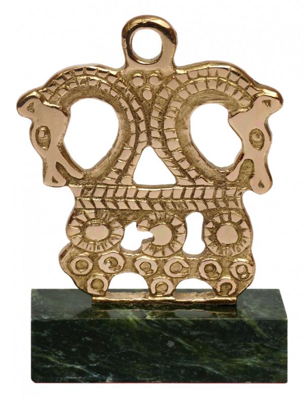 Статуэтка пермского зодиака Кони