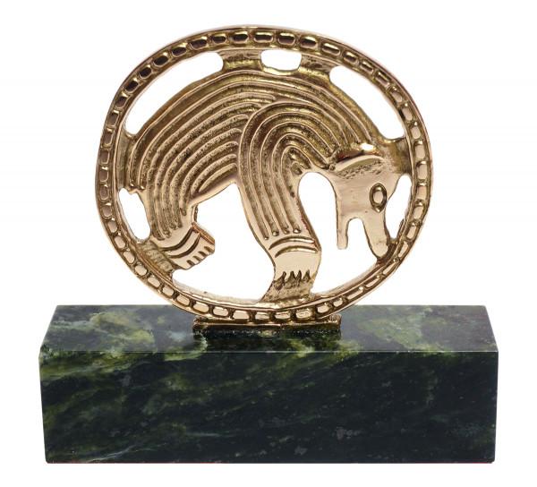 Статуэтка пермского зодиака Медведь