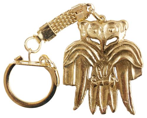 Брелок пермского зодиака Филин