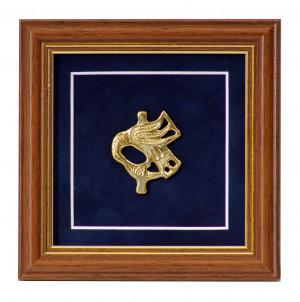 Панно со знаком зодиака Орел