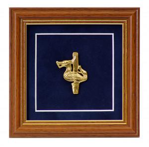 Панно со знаком зодиака Утка