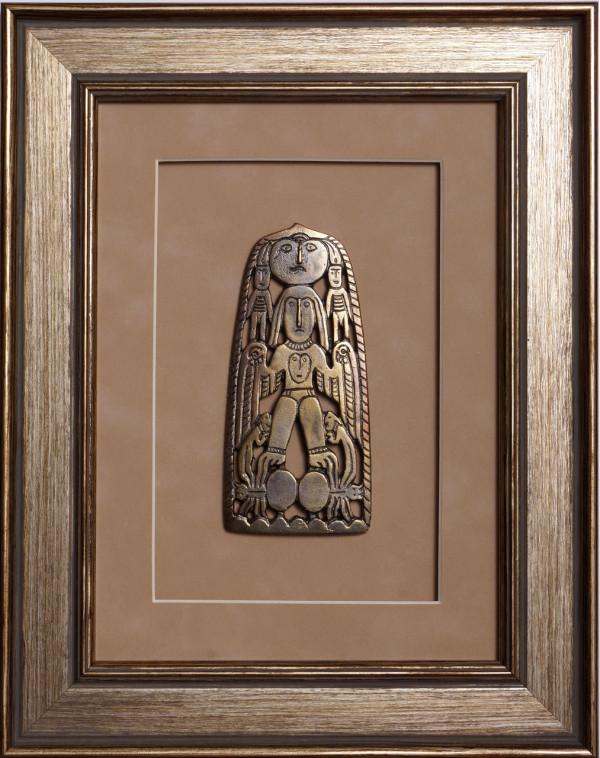 Панно «Богиня – покровитель рода»