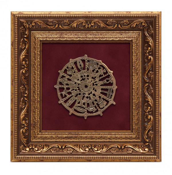 Панно «Пермский зодиак»