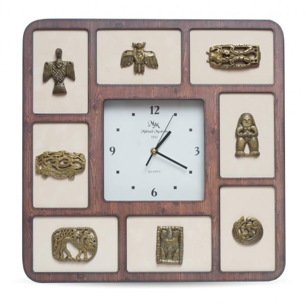 Часы с звериным стилем